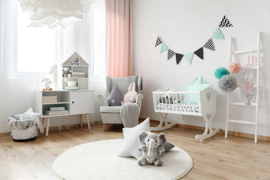 Home kathrinchens - Wimpel babyzimmer ...